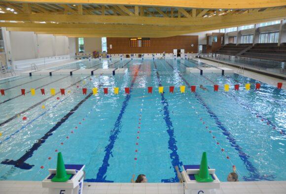 Zwembad Rozebroeken, Gent, België