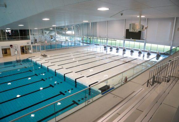 swimming pool hofbad, Zwembad Hofbad, Den Haag, beweegbare bodem, variopool