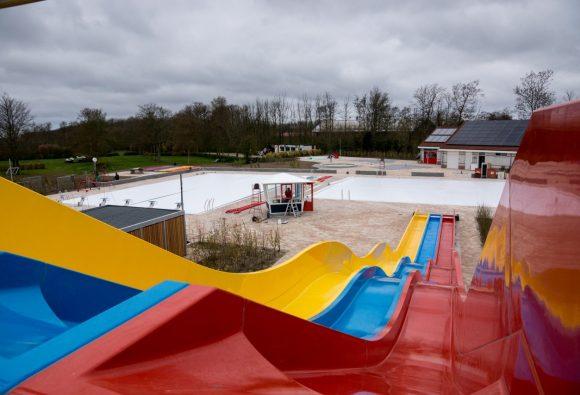 swimming pool de molenkoog, Zwembad de Molenkoog, Den Burg, Texel