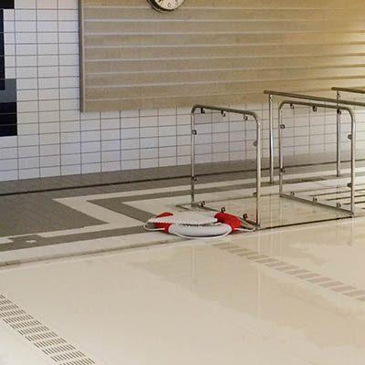 Eskilstuna Variopool, eskilstuna, movable floor, swimming pool