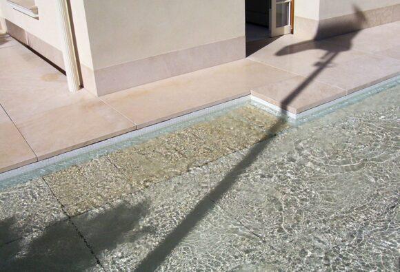 Privé zwembad – beweegbare zwembadbodem