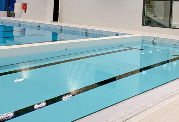 Meerdere installaties voor zwembad in Mol