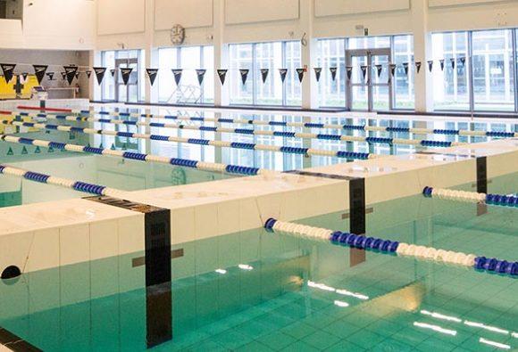 Wezenberg Belgie, Olympic aquatic centre