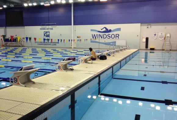 Aquatic Centre Windsor, Aquatic Complex Windsor